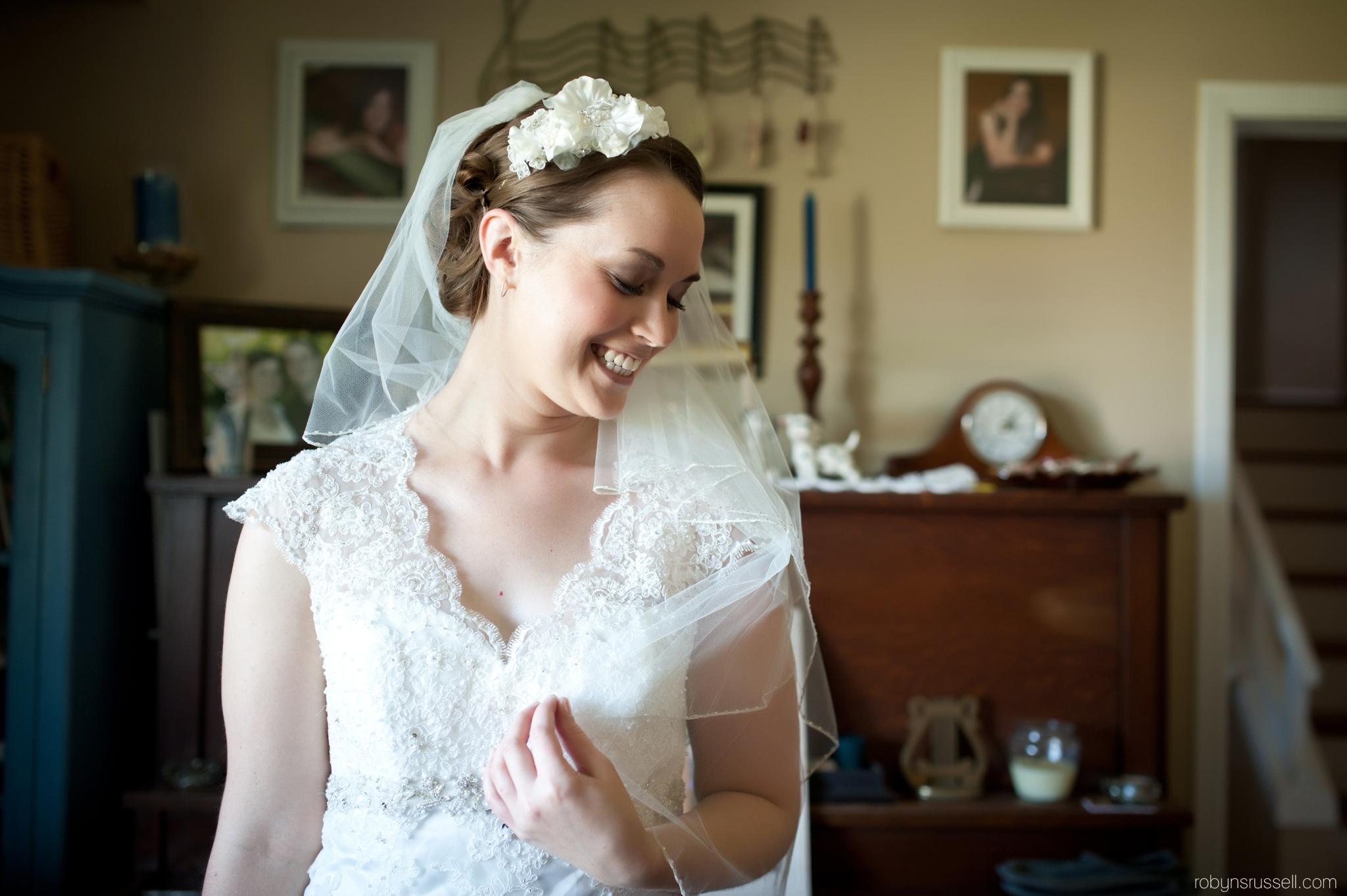 Blair trebels wedding