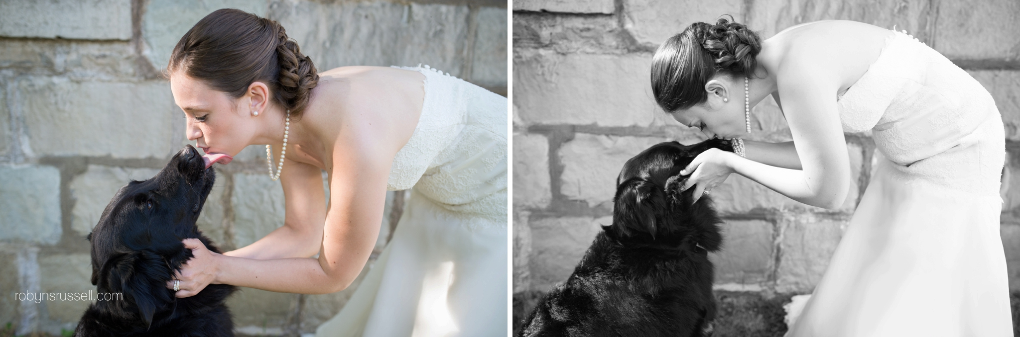 28-bride-kisses-family-dog-niagara-wedding-photographer.jpg