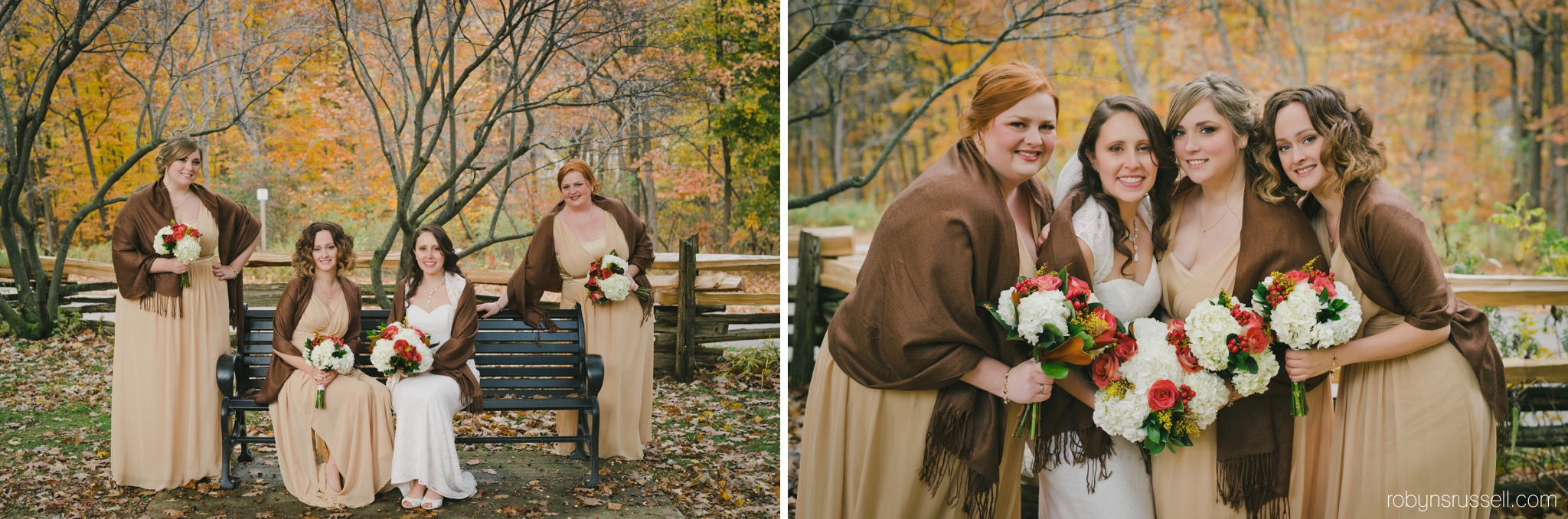32-bride-and-bridal-party-fall-leaves-canadian-wedding.jpg