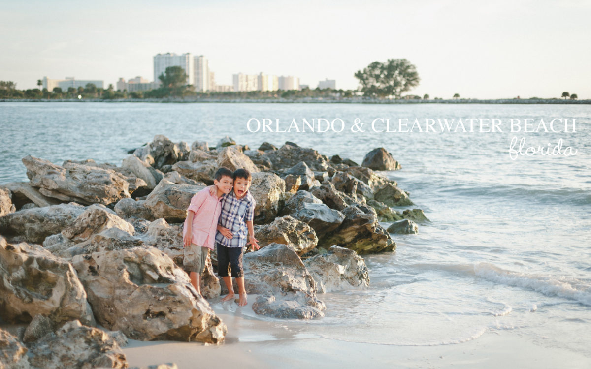 Relax | Orlando & Clearwater, Florida
